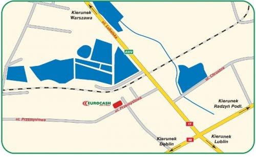 Hurtownie Mapa Hurtowni Kontakt Eurocash Cash Carry